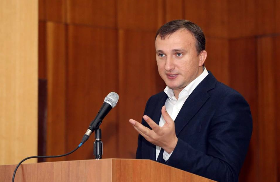 Irpin's mayor is allegedly involved in a scheme to steal hectares of forests / Photo from proirpen.com.ua