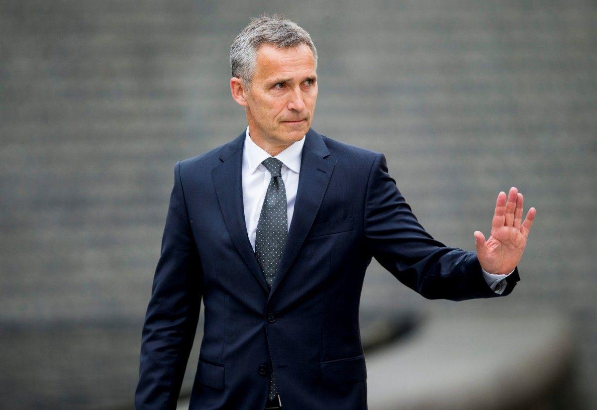 Стремление Грузии вступить в союз вполне понятно— генеральный секретарь НАТО