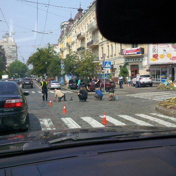 Шеремет, машина / Фото Информатор