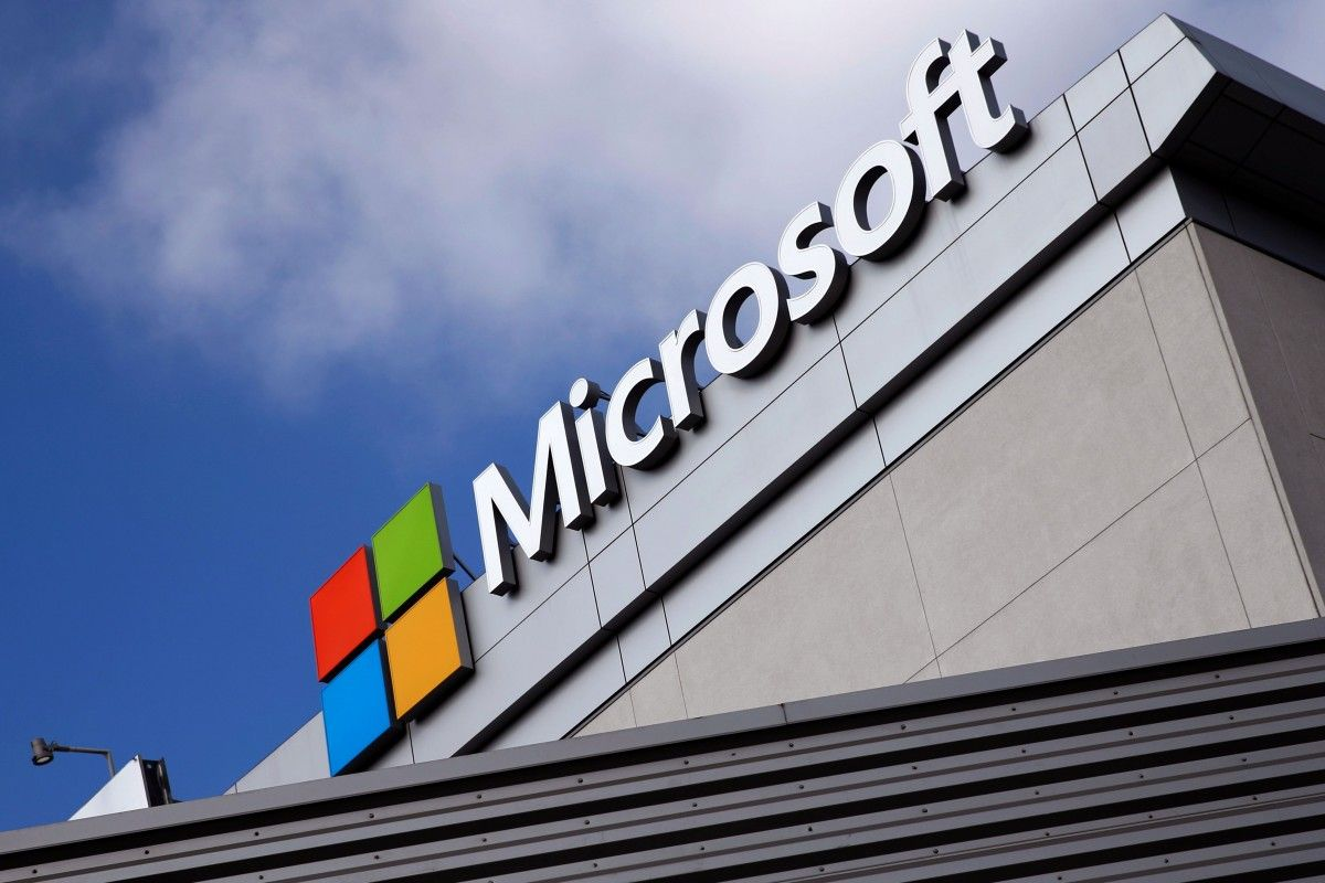 Microsoft / REUTERS