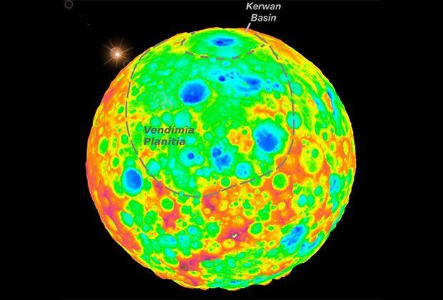 Ученых обеспокоило отсутствие больших кратеров наЦерере