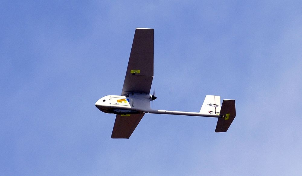 The U.S. has delivered RQ-11B Raven drones worth $12 million to Ukraine / Photo from mil.gov.ua