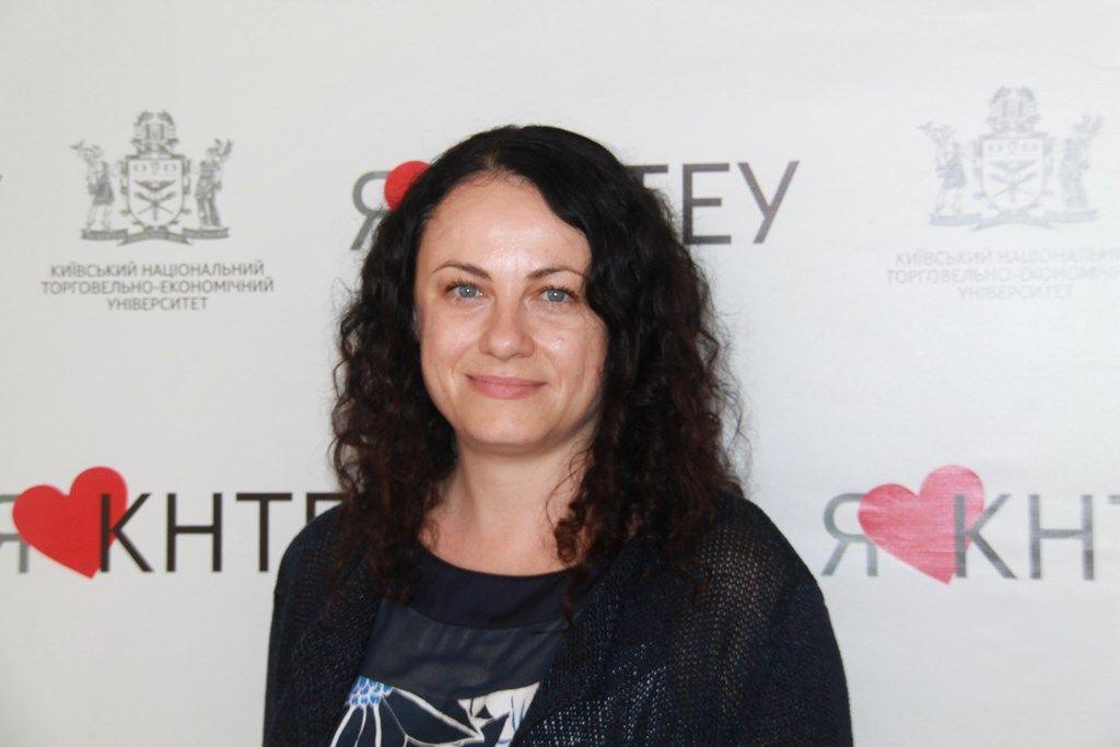 Наталя Фастовец, HR-директор мережі
