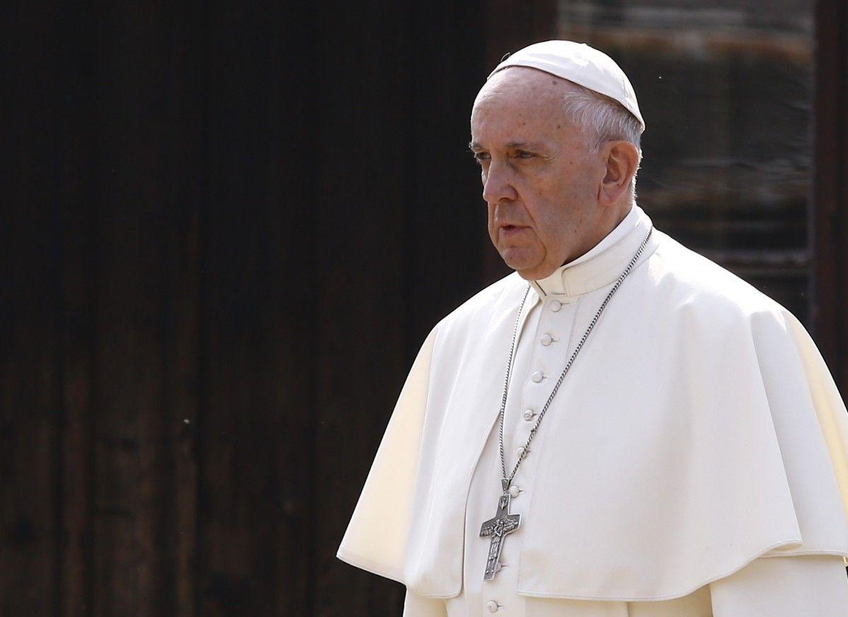 Папа Франциск / REUTERS
