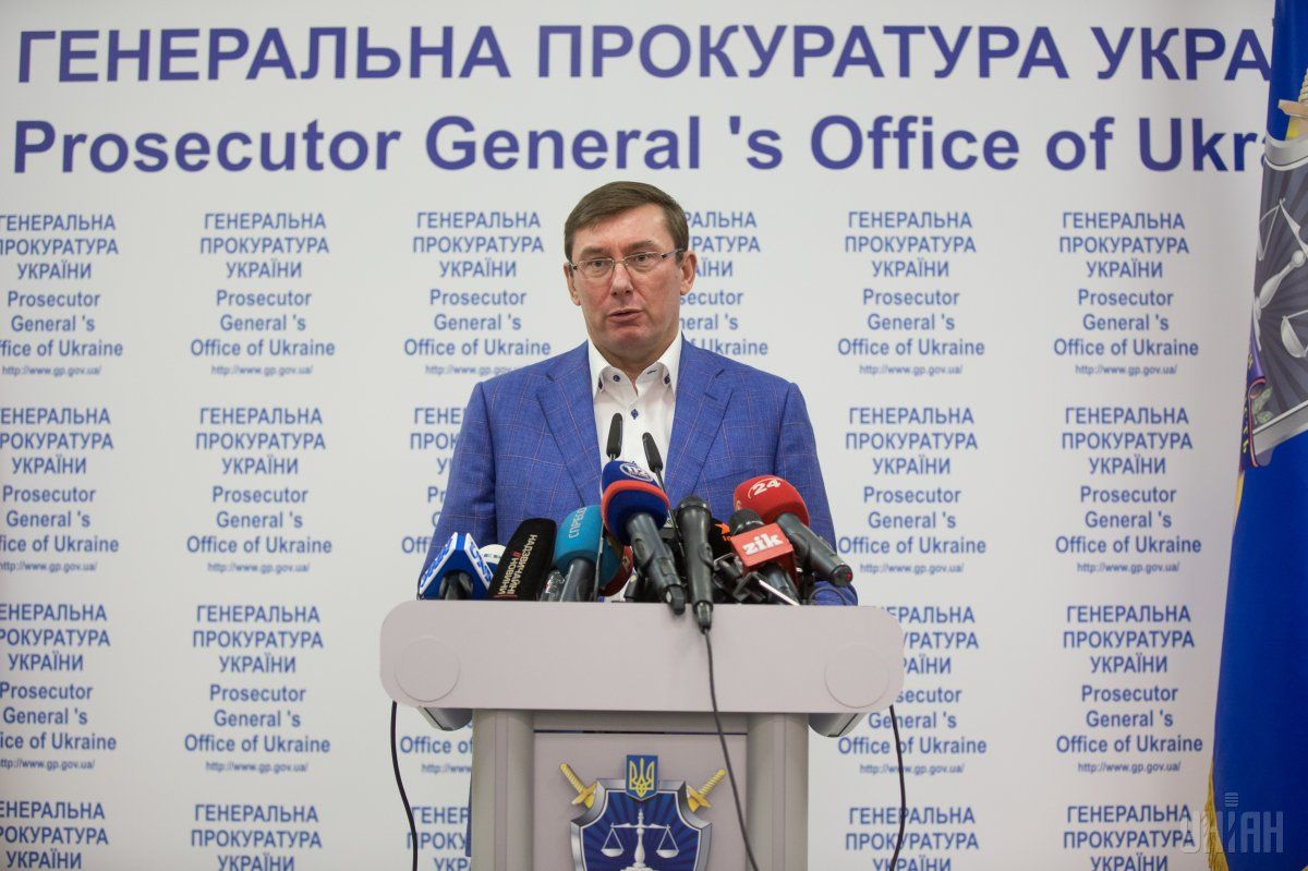 Lutsenko completely supports Yanukovych's wish to give testimony / Photo from UNIAN