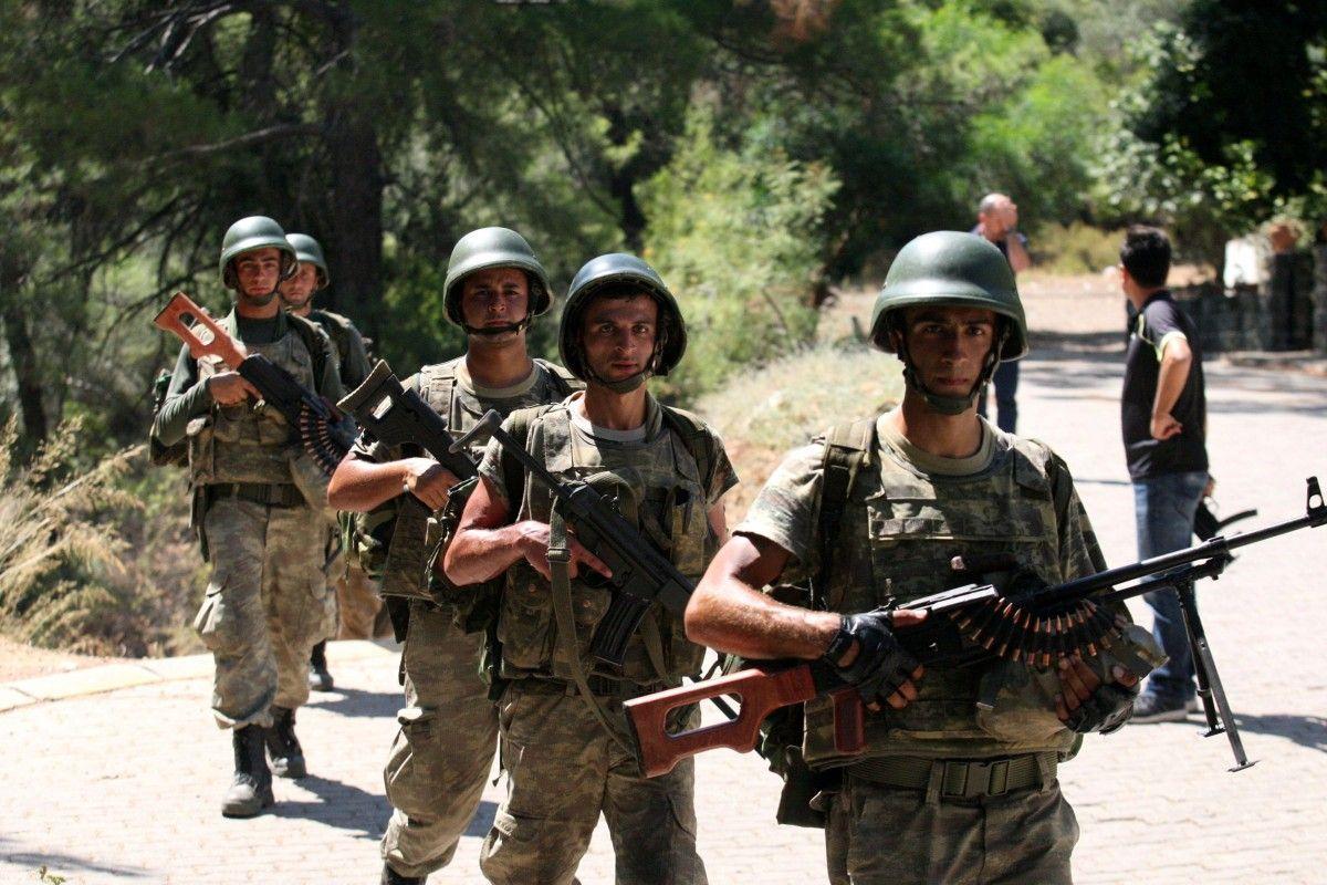 Турция заблокировала доступ на авиабазу США