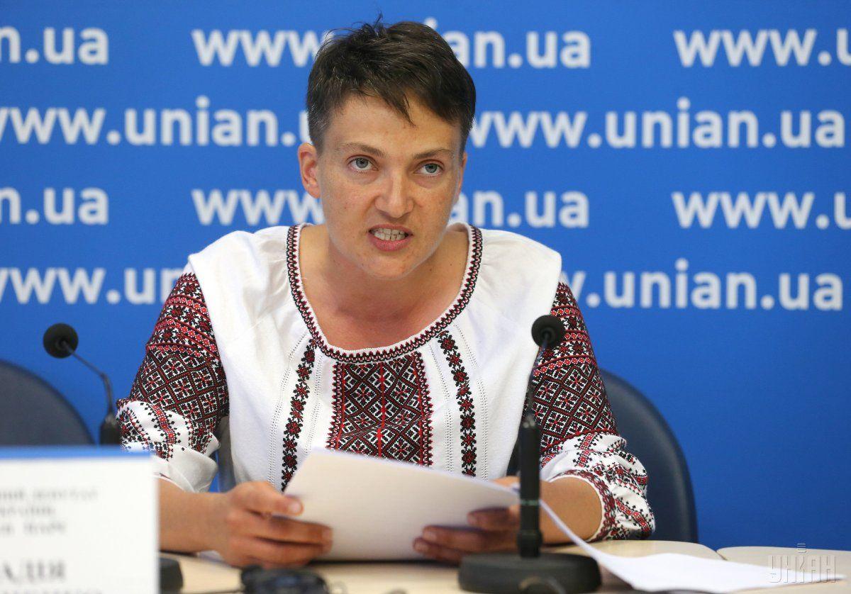 Совет отзывает Савченко из делегации ПАСЕ / Фото УНИАН