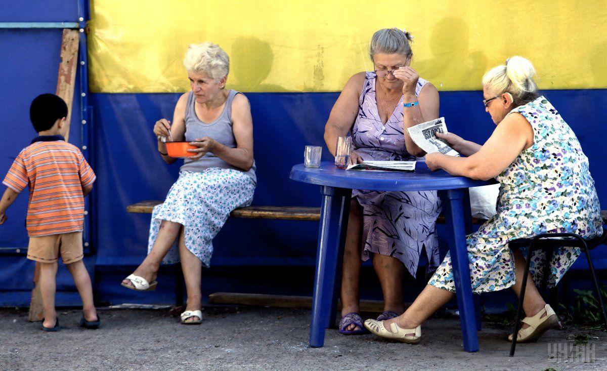 Підвищення мінімальної пенсії закладене в законі про державний бюджет на 2016 рік / Фото УНІАН