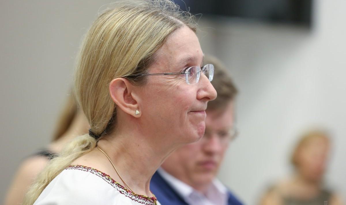 Супрун: Минздрав больше небудет принимать программу национальной помощи «Онкология»