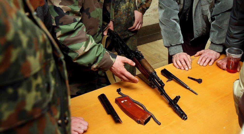 Військовослужбовця позбавили звання та відправили до в'язниці / Фото УНІАН