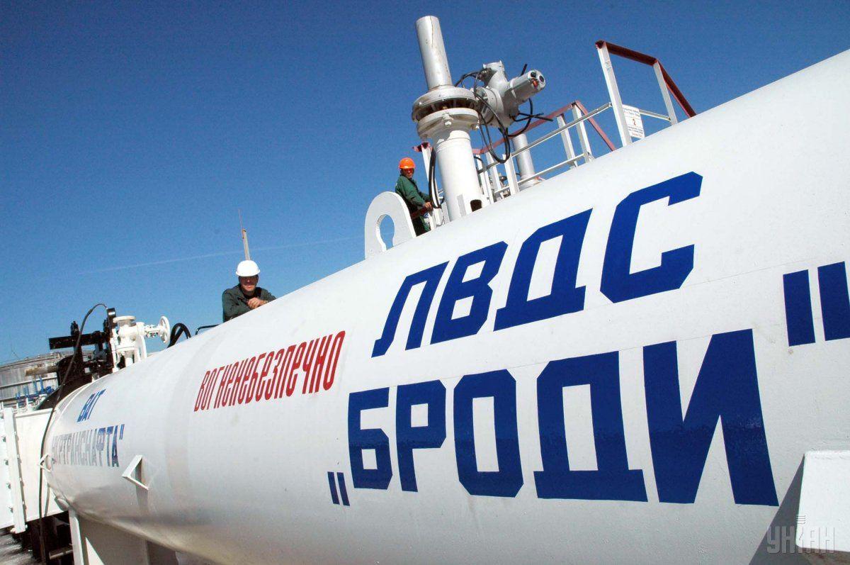 На Львовщине построят новый резервуар для хранения нефти за 178 миллионов