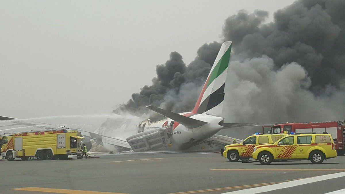Дубая / twitter.com/AlArabiya_Eng