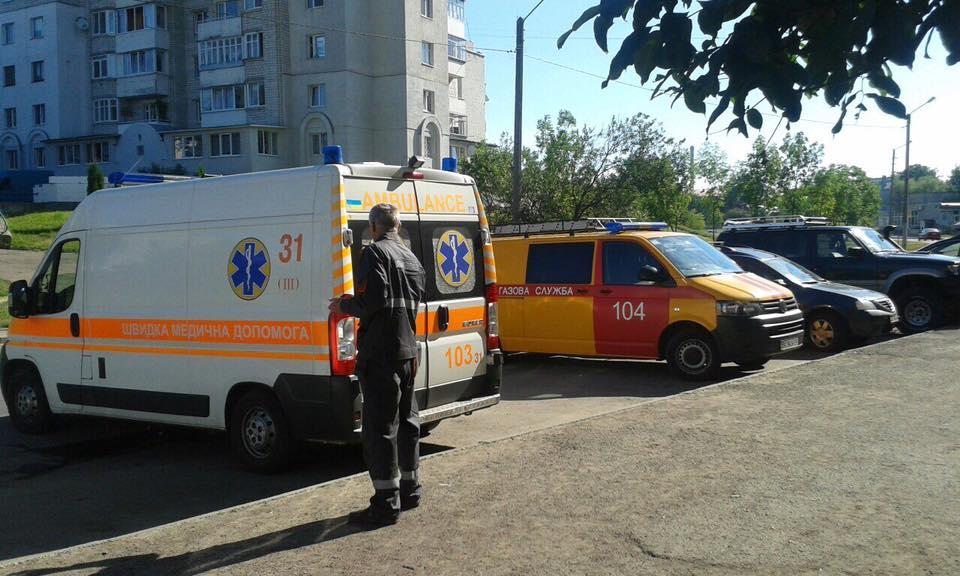 На місці події працюють експерти та вибухотехніки / Фото facebook/govarta1