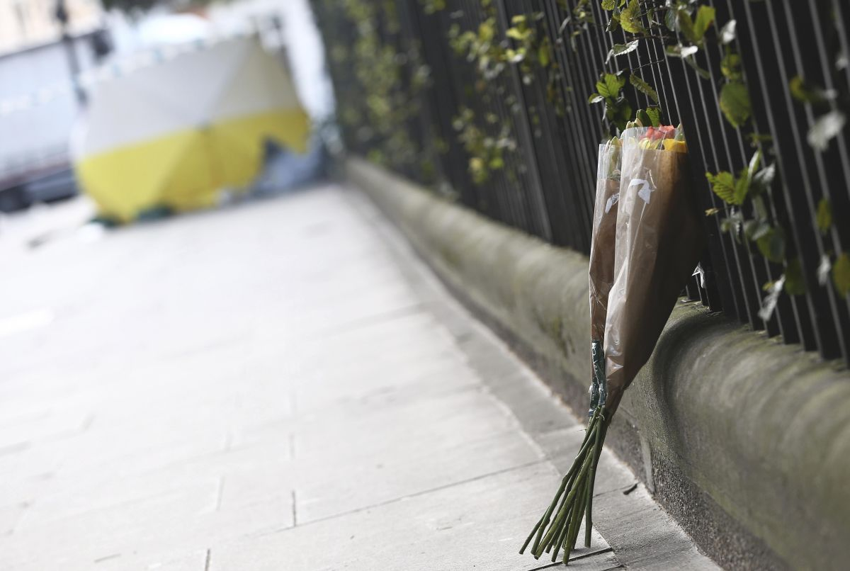 Поделу онападении вцентре Лондона предъявлены обвинения