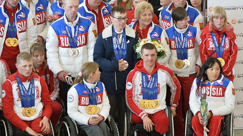 """Инвалиды тоже """"принимали"""": сборная России отстранена от Паралимпиады-2016 в Рио"""