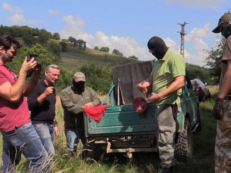 СМИ стало известно оконтрабанде оружия сУкраины вЗападную Европу
