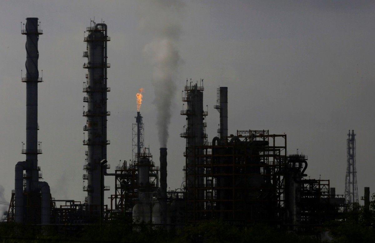 Цена забаррель нефти марки Brent опустилась до $44