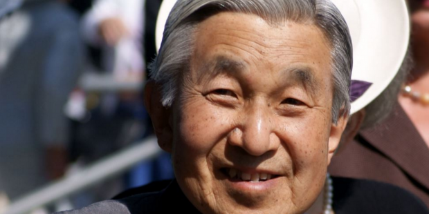 Император Японии собирается отречься отпрестола