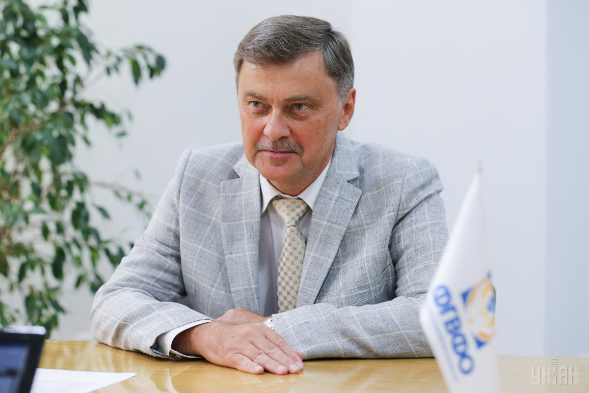 Vorushylin: In the past two years, we have returned deposits worth some UAH 80 bln to 1.5 million people / Photo from UNIAN