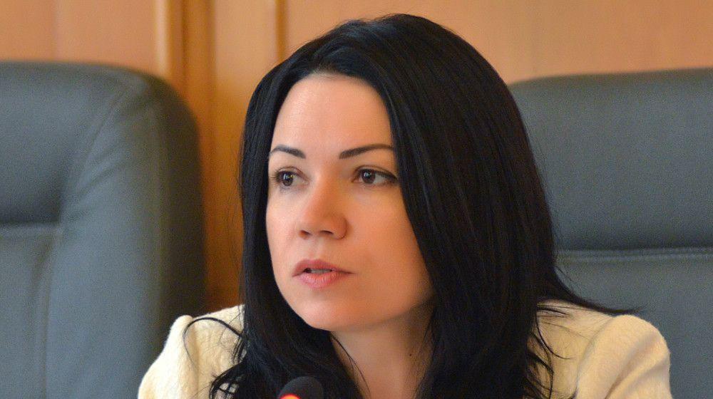 Вікторія Сюмар / Фото nfront.org.ua