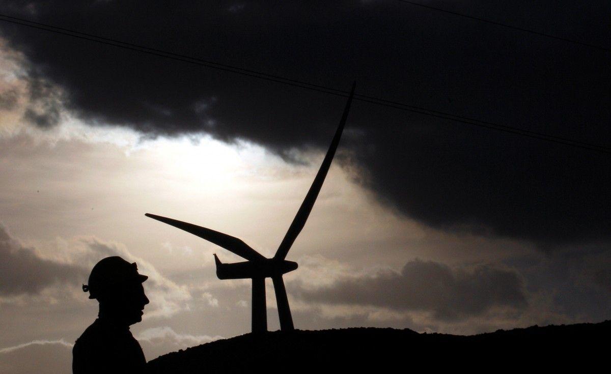 Сила стихий. Шотландия впервый раз при помощи ветра обеспечила электричеством всю страну