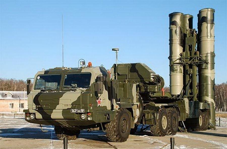 Зенитчики вКрыму получили навооружение С-400 «Триумф»