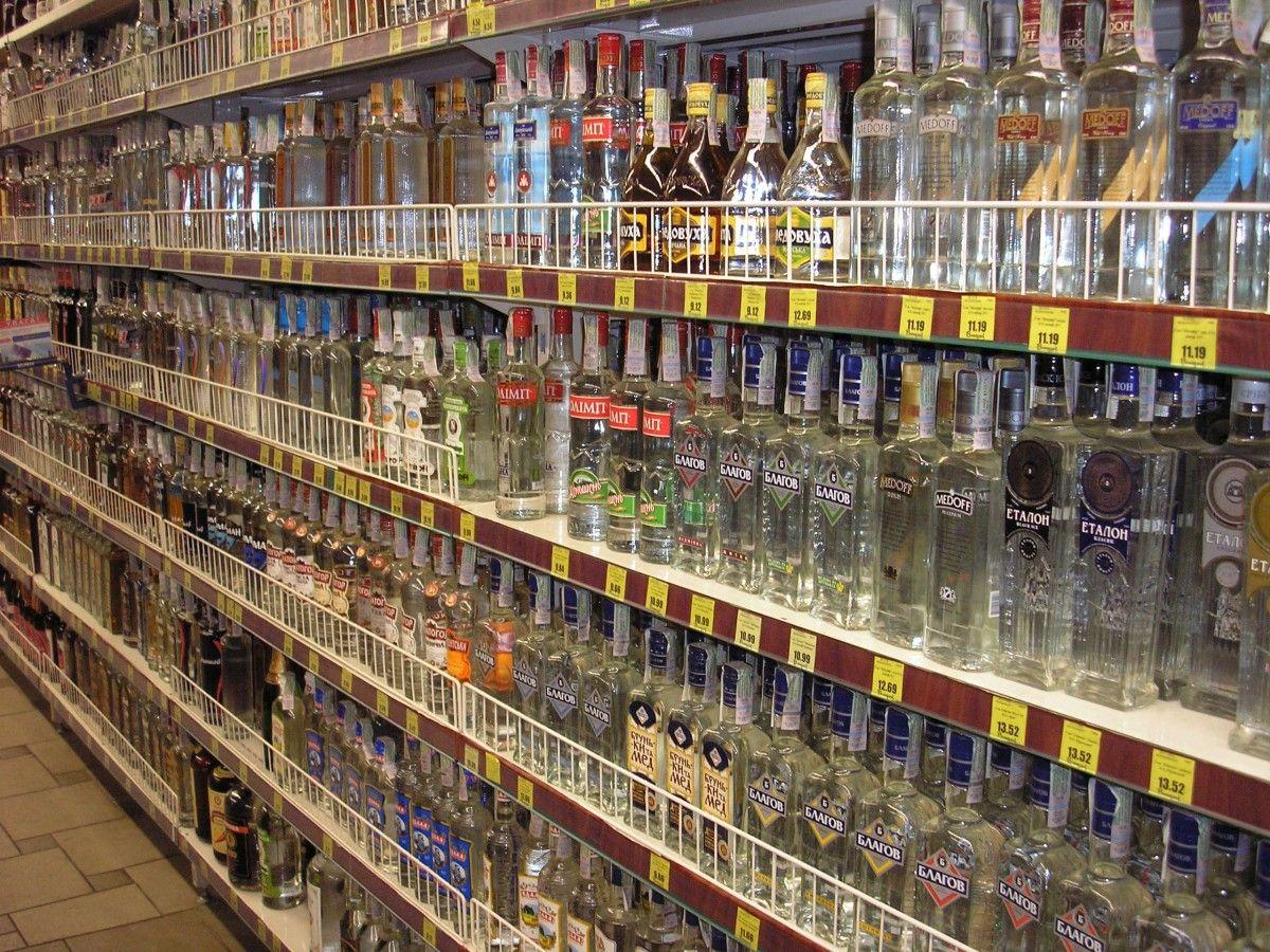 У Києві можуть знову дозволити продавати алкоголь вночі / uk.wikipedia.org