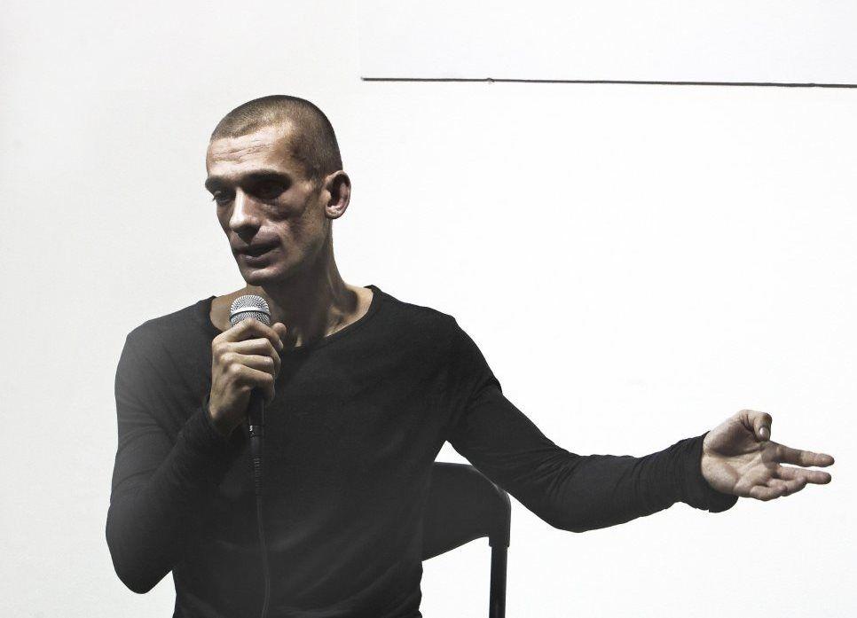 Навстрече с русским живописцем вОдессе произошла драка