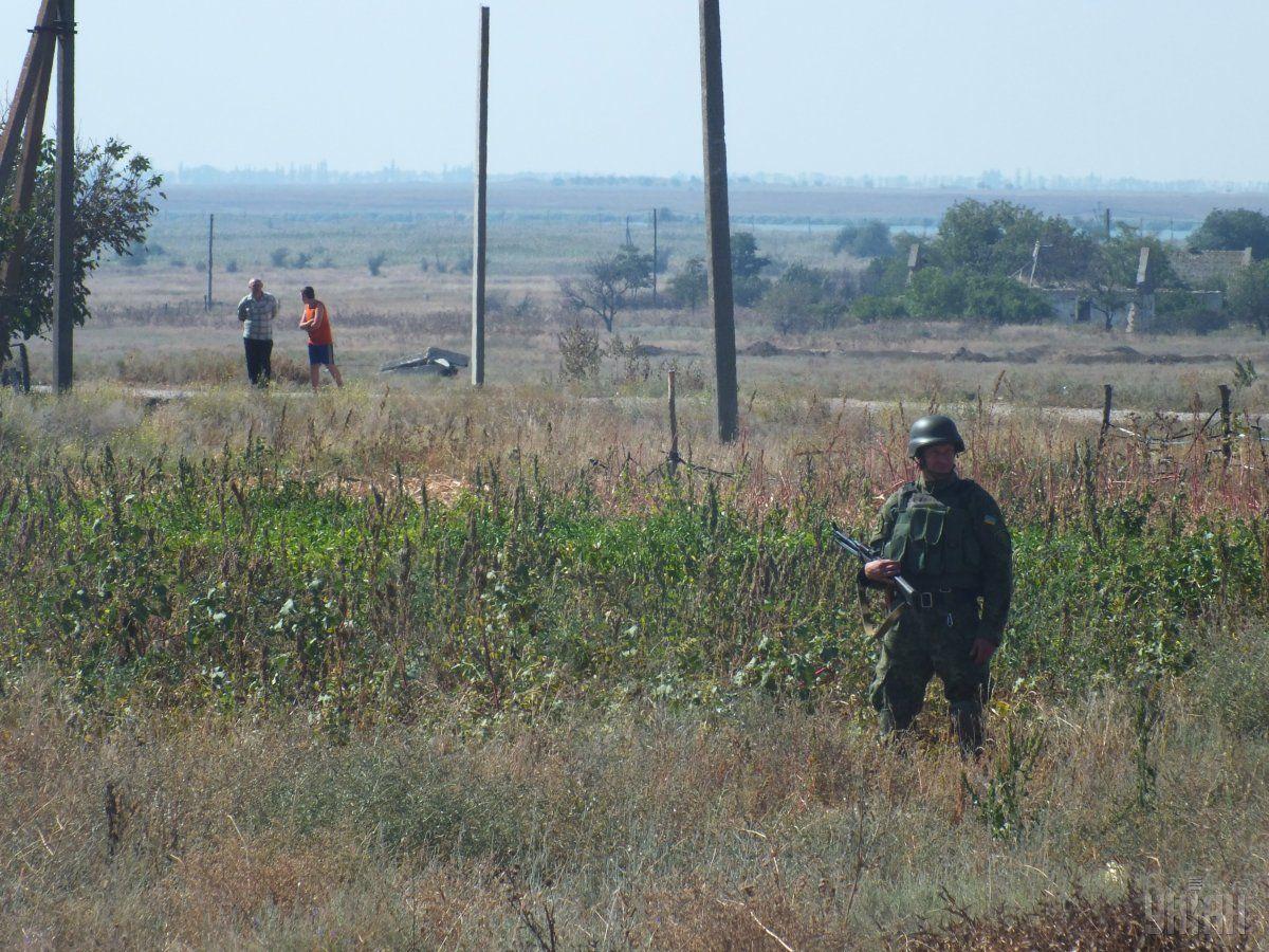 Російські безпілотники залітають на українську територію, прикордонники інформують про це ЗСУ / Фото УНІАН