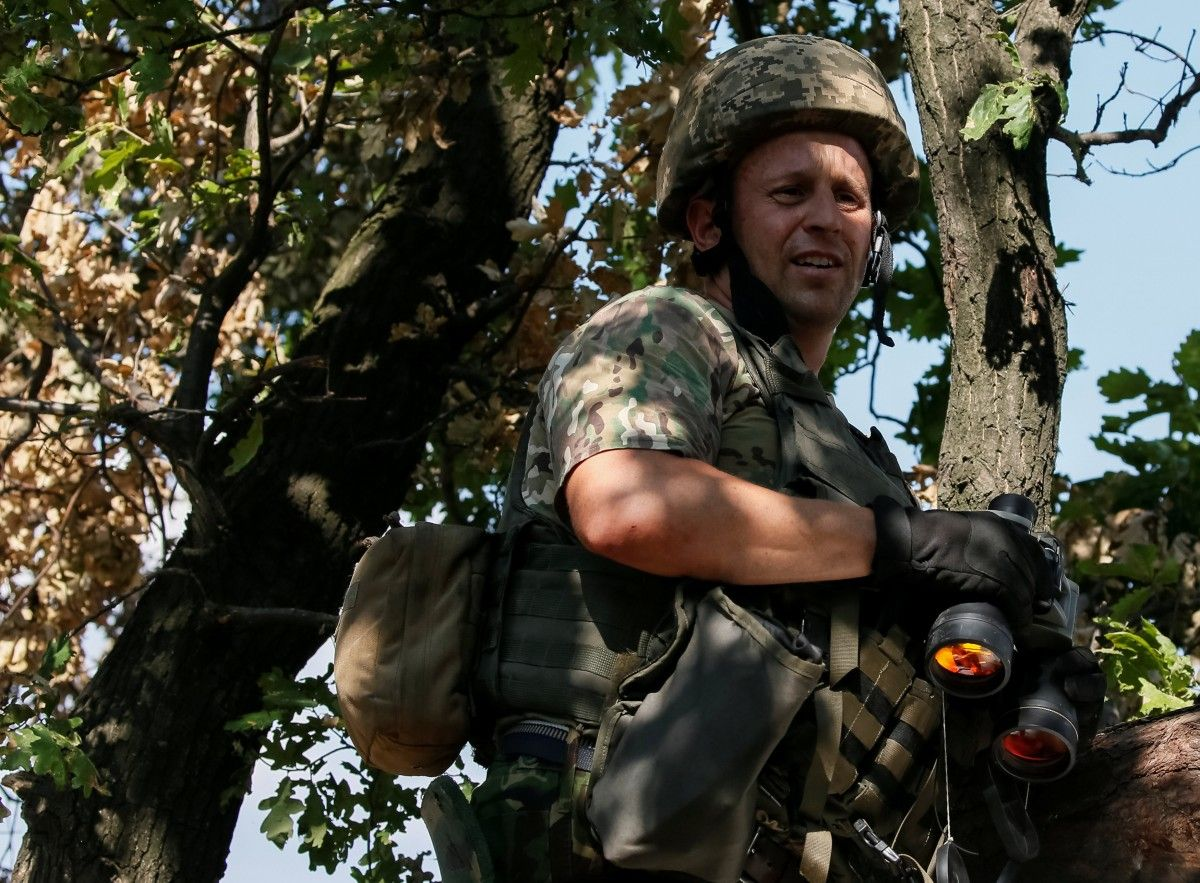 Військовослужбовець, ілюстрація / REUTERS
