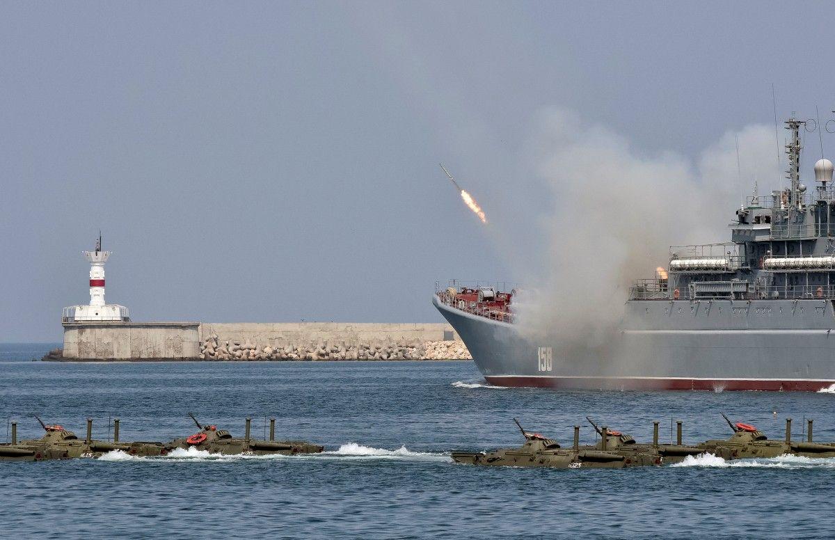 Оккупированный Крым, иллюстративное фото / REUTERS