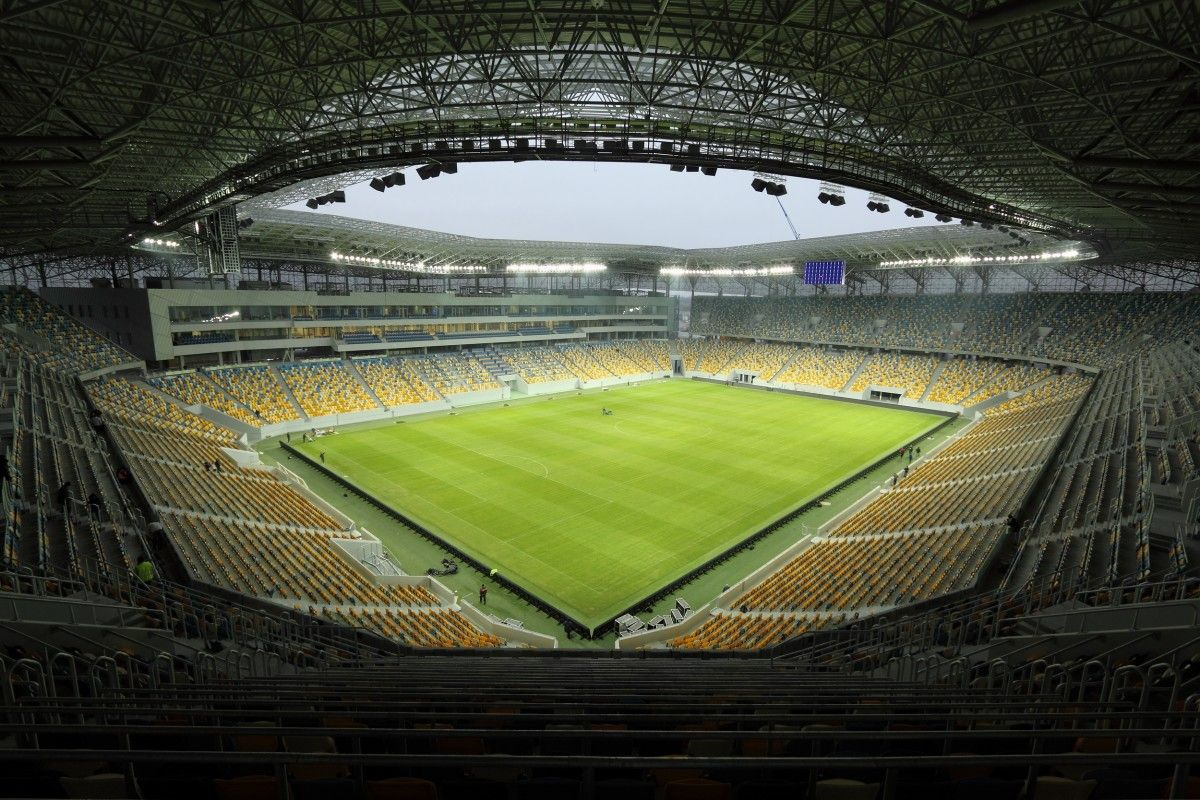 Украина проведет матчи отбора наЧМ-2018 против Косово нанейтральных полях