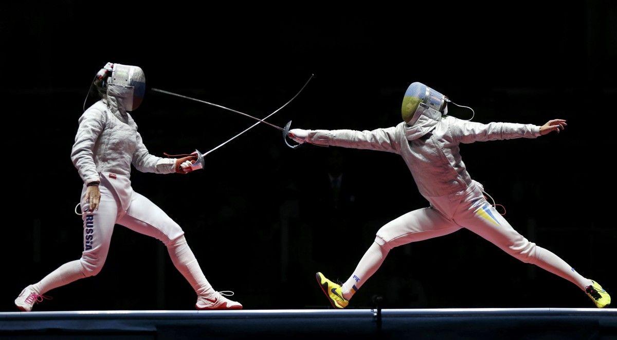 Украинские саблистки завоевали «серебро» Олимпиады