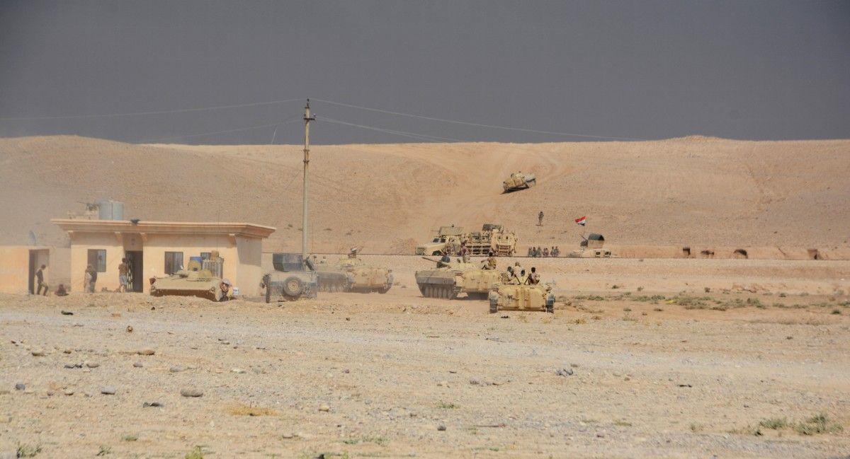 США відправлять в Ірак військових для підготовки операції позвільненню Мосула