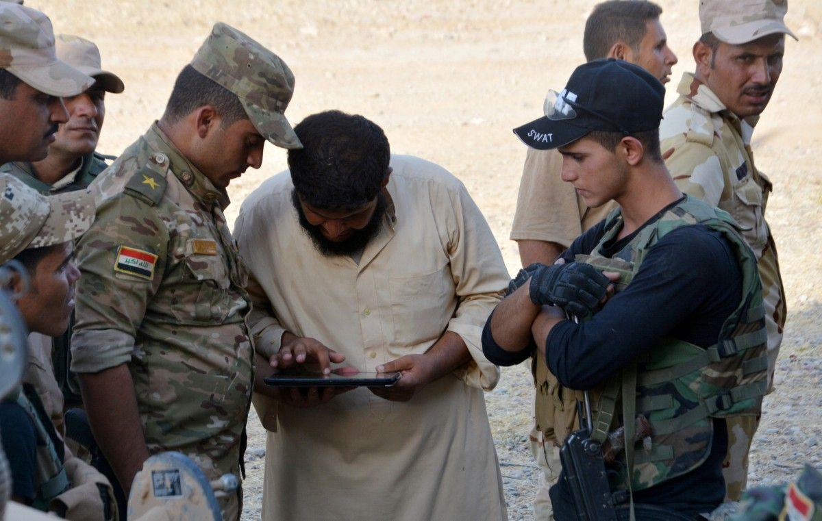 Американские и иракские военные / REUTERS