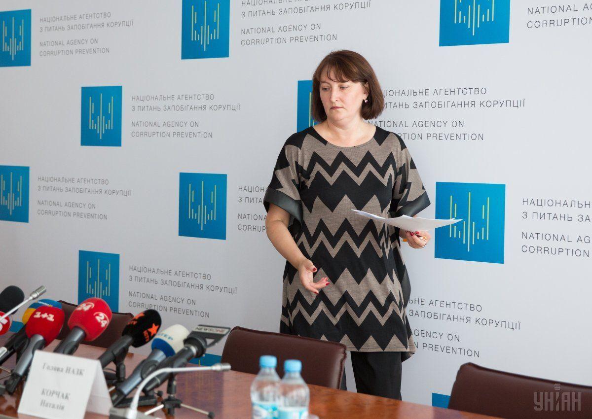 Руководитель НАПК: создатели системы е-декларирования иГосспецсвязи конструктивно обсудили недочеты системы