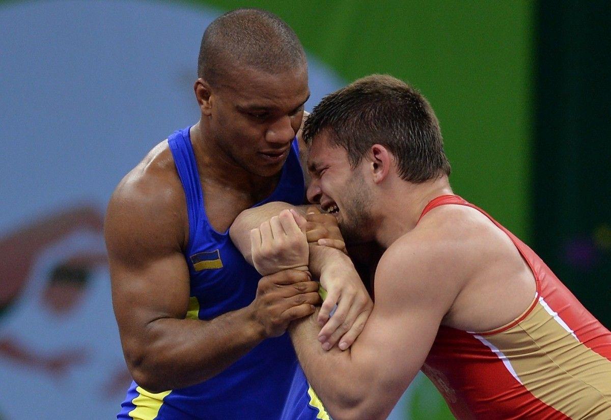 Украина вРио проигрывает 2-ой финал РФ