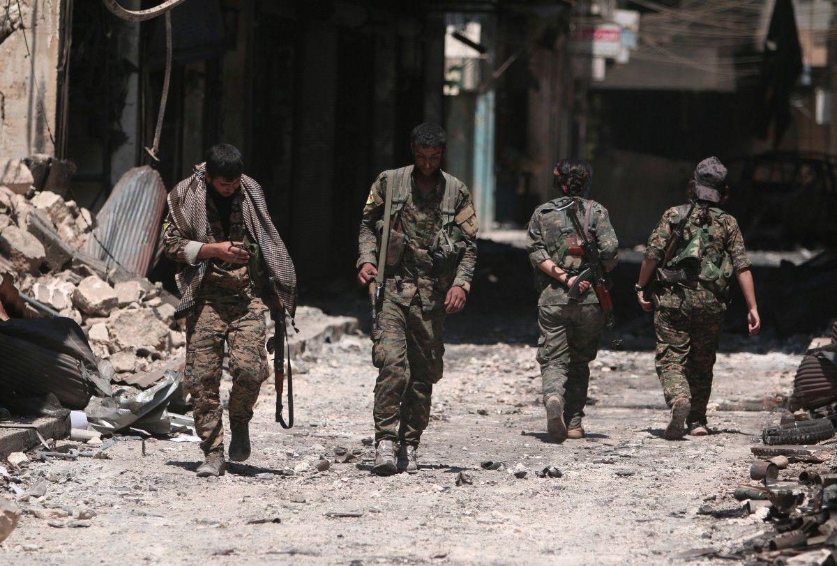 Взрыв награнице Сирии иТурции: около 35 человек погибло