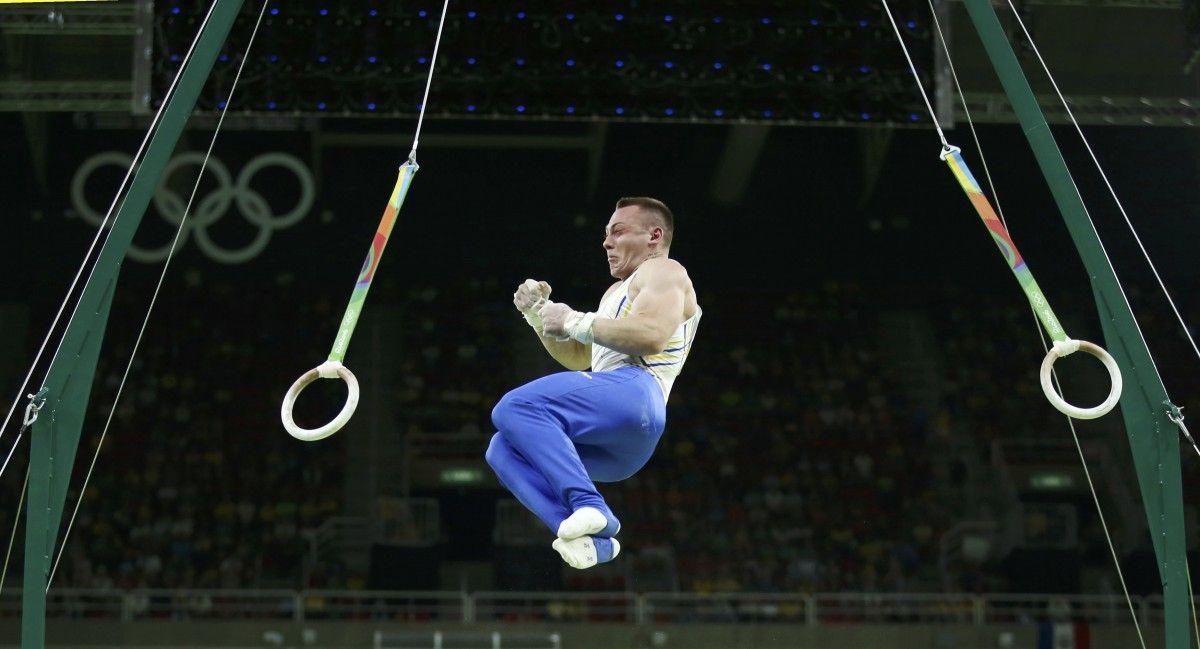 Рио-2016. Вчесть украинца Радивилова назван гимнастический прыжок