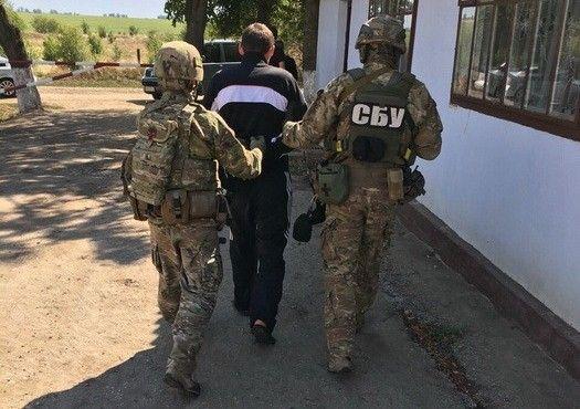ВТернопольской области СБУ задержала боевика батальона «Восток»
