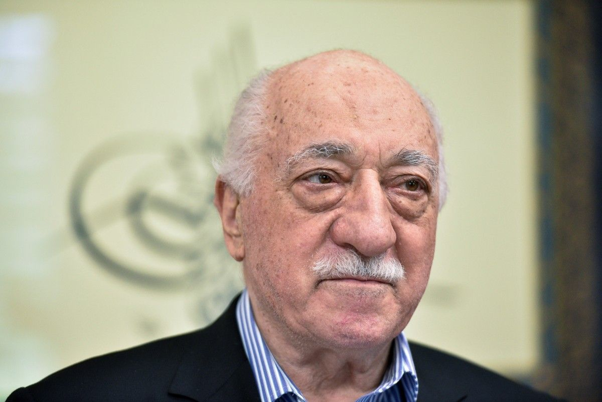 Турецкая генпрокуратура потребовала для Гюлена 1900 лет тюрьмы