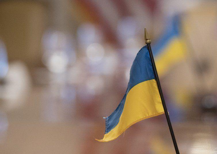 «Единая Россия» против независимости Украины— громкое происшествие в столице