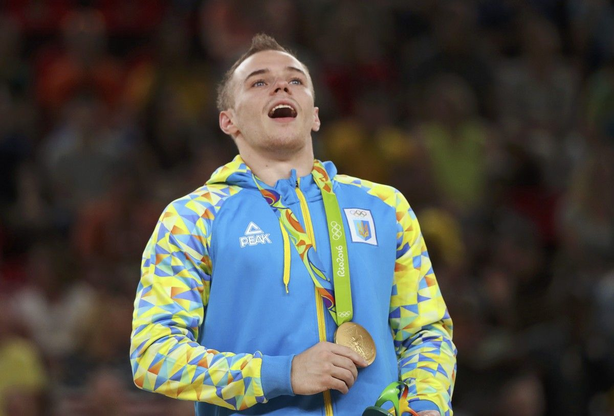 Сборная России опустилась напятое место вобщем зачете Олимпиады
