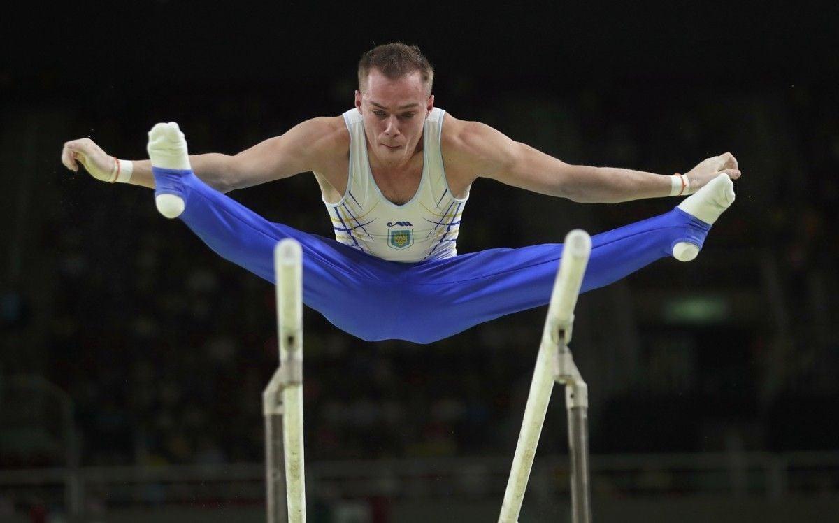 Верняев завоевал Кубок мира поспортивной гимнастике встолице Англии
