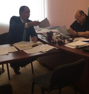 Мэру Торецка вручили подозрение / don.gp.gov.ua