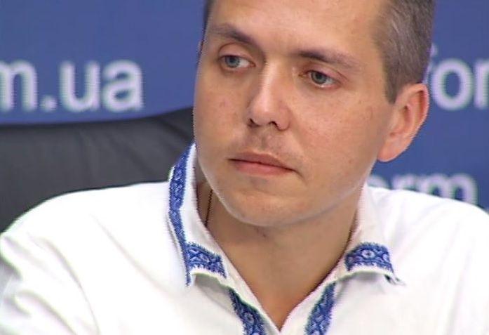 ВУкраинское государство изКрыма бежал блогер, обвиняемый вэкстремизме