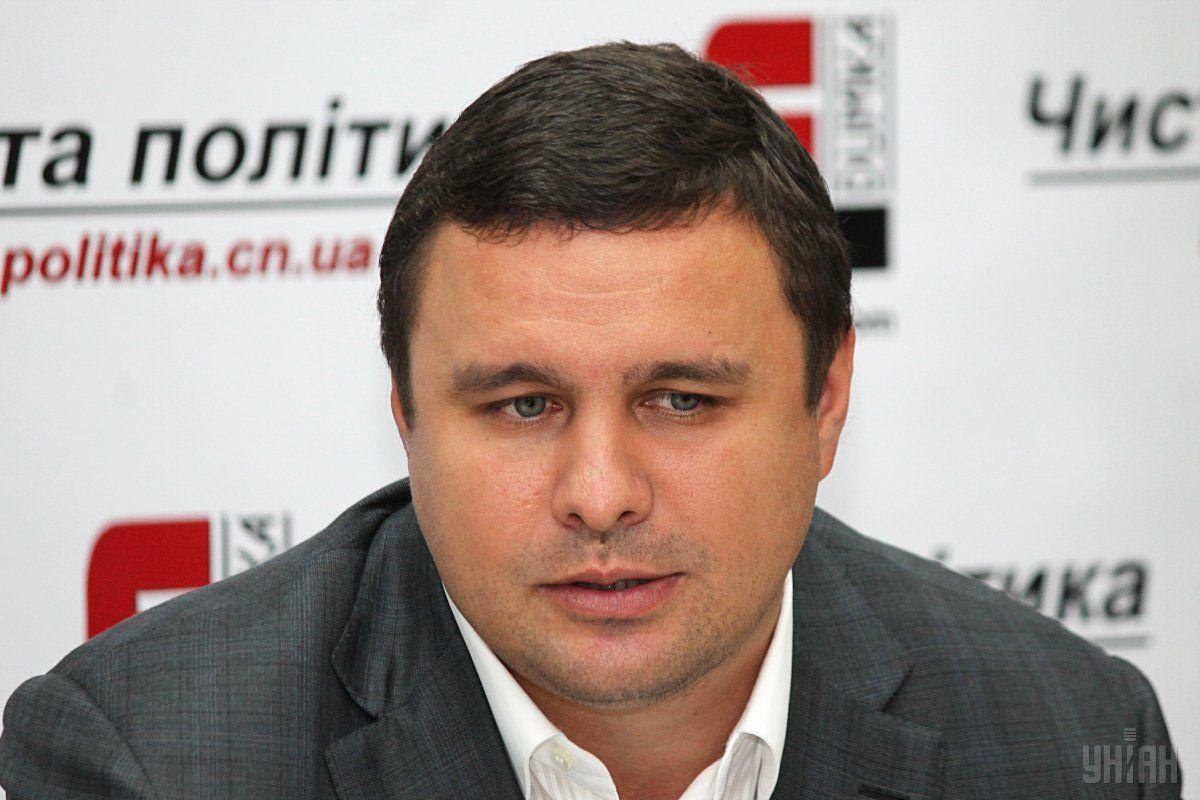 Микитась переміг на проміжних виборах до ВР в окрузі № 206 / Фото УНІАН