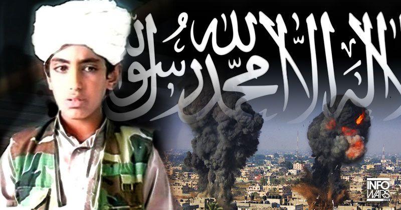 Яблоко отяблони: сын Усамы бен Ладена собрался воевать сСША