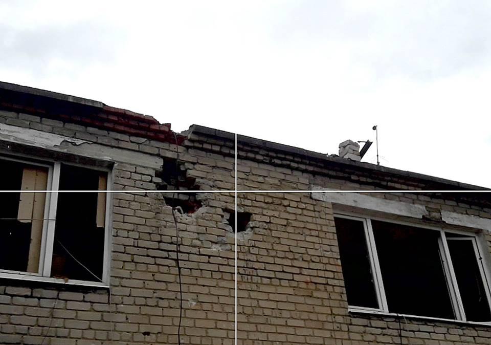 Боевики использовали 120-мм минометы / facebook.com/ato.news