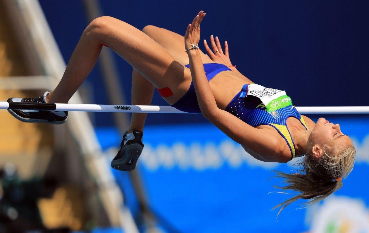 Олимпиада 2016: Украинка Геращенко вышла вфинал состязаний попрыжкам ввысоту
